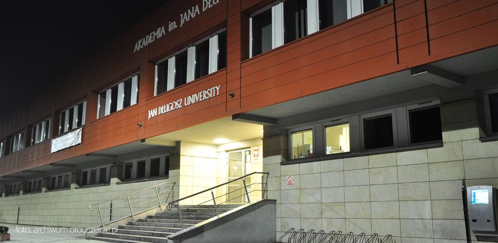 Akademia Jana Długosza w Częstochowie kierunki studiów