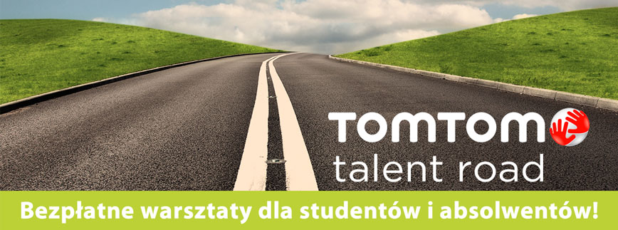 tomtom talent road